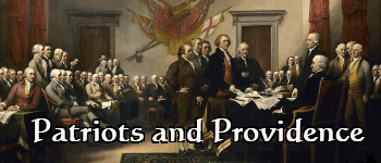 Patriots and Providence